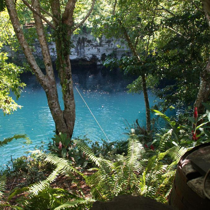 The Dudu Blue Lagoon, Cabrera