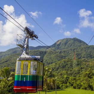 Aerial tramway Puerto Plata