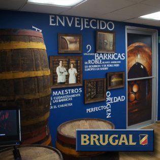 Visita la fábrica de ron Brugal