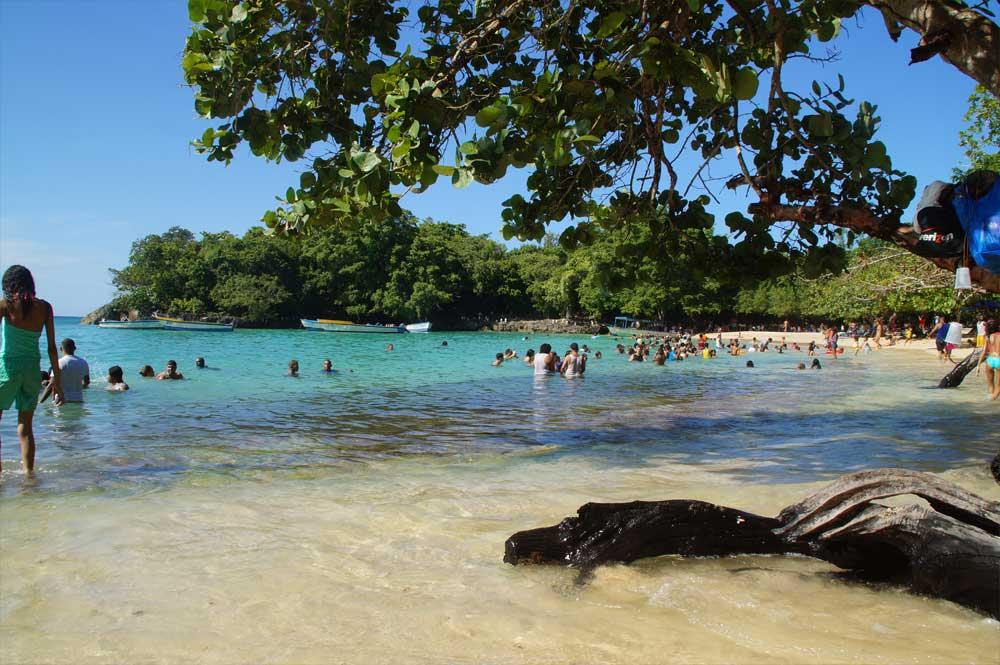 Playa Caleton Rio san Juan