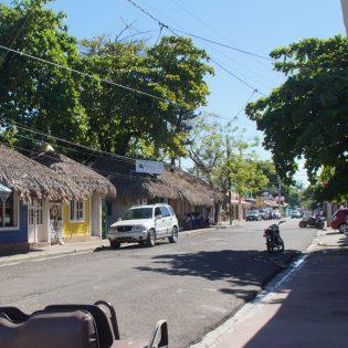 Sosúa, das Dorf