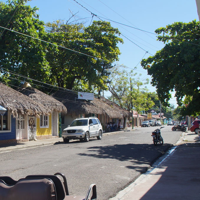 Sosúa, the village