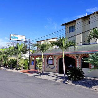Hotel, Restaurant und Bar
